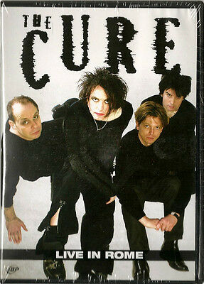 THE CURE - Live in Rome DVD