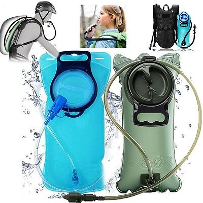 Hot 2L/3L Water Bladder Bag Hydration Backpack Pack Hiking Camping Cycling HT