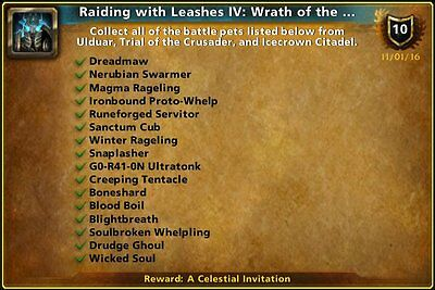 WoW ☣ Raiding with Leashes IV ☣ World of Warcraft ☣ All EU Servers ☣ UK Seller