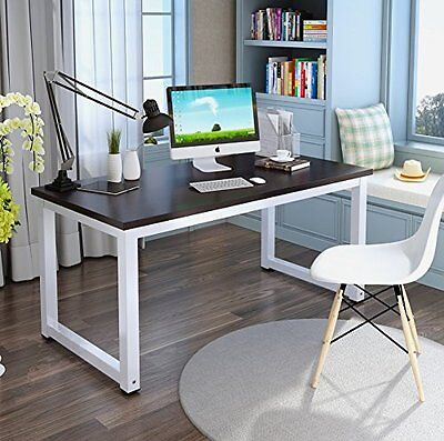 Modern Simple Style Computer PC Laptop Desk Study Table Workstation for Home
