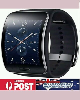 Samsung Galaxy Gear S Smart Watch Black, Free Express Shipping From Sydney