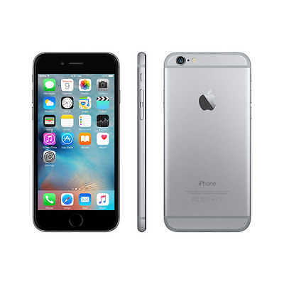 Smartphone Factice Apple iPhone 6 - Gris Sidéral