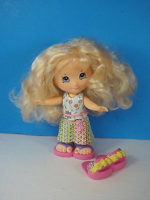 7 Inch Fisher Price Doll With Snap-On Clothes