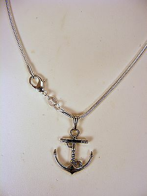 Love Anchor  Pendant Necklace Free Shipping