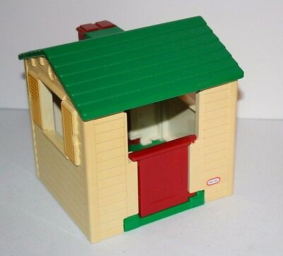 Vintage Little Tikes Dollhouse Family Play House Cozy Cottage Playhouse