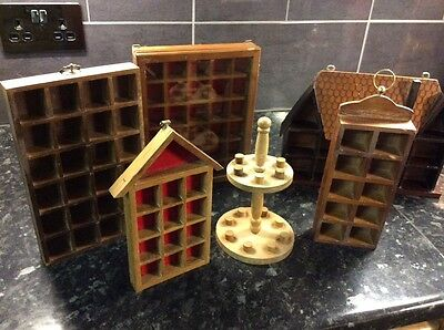 thimbles and holders