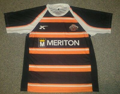 Wests Tigers Rugby League Shirt size XXL 2XL NRL