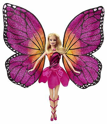 Barbie Mariposa and The Fairy Princess Doll Y6372-CO Mattel