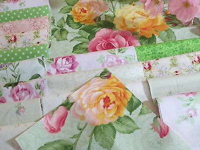 Everything's Coming Up ROSES - Pre-Cut QUILT KIT