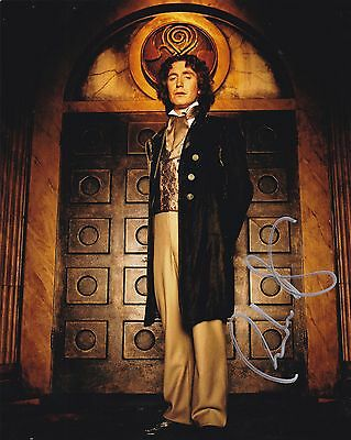 Paul Mcgann Eighth Doctor Signed 8X10 Color Photo Dr Who Autograph