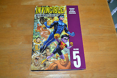 Invincible Ultimate Collection # 5 Hard Cover