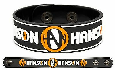 HANSON Rubber Bracelet Wristband Anthem Shout It Out The Walk Underneath