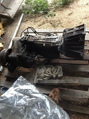 Land Rover Discovery 2 transmission gear box