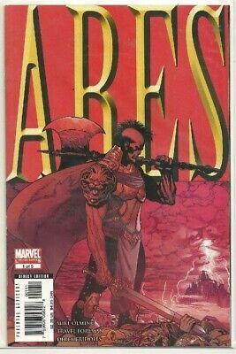Ares U-PICK ONE #1,2,3,4 or 5 Marvel 2006 Issues PRICED PER COMIC
