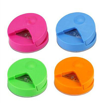 New Craft Paper Punch Card Photo Cutter Tool Scrapbooking R4 Corner Rounder