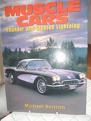 book muscle cars