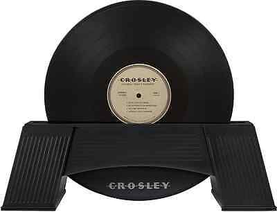Crosley Double Sided Microfibre Brush Cleaning System Kit for Vinyl/Record/LP -