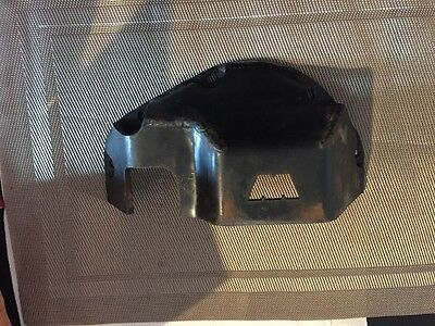 diff guard for Jeep Wrangler