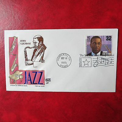 FDC USA  J. Coltrane, Music