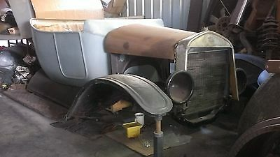 Hotrod Ford T-Bucket Project