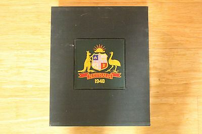 The Bradman Albums Signed by Sir Donald Bradman Limited Edition