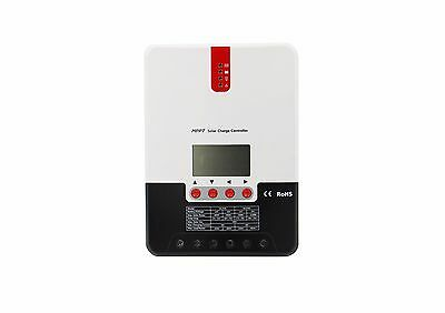 40A MPPT Solar Charge Controller ML2440 Solar Charge 12V/24VAutoWork With LCD Di