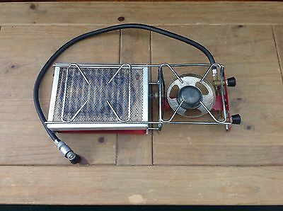 Tilley Trio Camping Stove/Cooker With Hob And Grill Retro Vintage