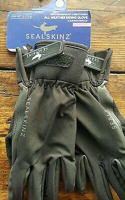 Sealksinz Ladies Riding gloves size L / 8