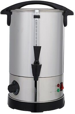 Stainless Steel 6 Quart Electric Water Boiler Warmer Hot Water Kettle Dispenser
