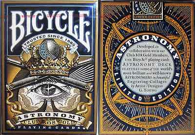 Bicycle Astronomy Playing Cards - Limited Edition - SEALED