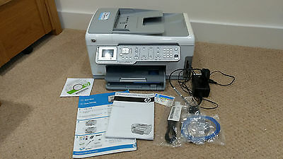 HP Photosmart C7280 All-in-One Printer SCANNER FAX COPIERS