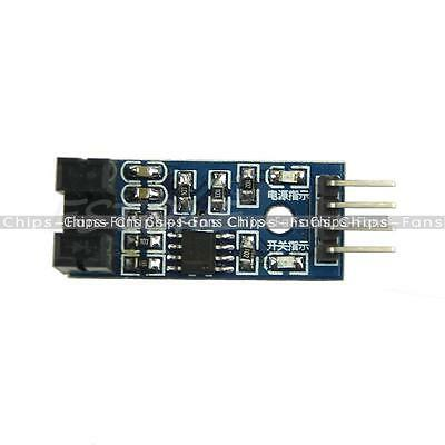 Slot Type Optocoupler Module 3.3V-5V LM393 Comparator Slot-Type For Arduino CF
