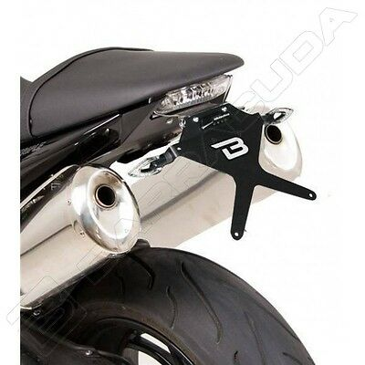Barracuda Kit Portatarga Reclinabile Triumph Speed Triple 2008-2009-2010--------