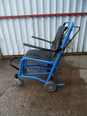 STAXI Lightweight Mobility Push Along  Transit Wheelchair