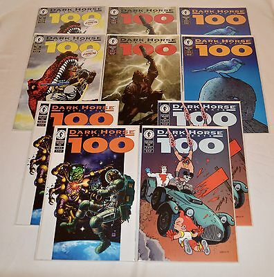 2 SETS Dark Horse Presents 100  - 1, 2, 3, 4, 5 X TWO COMPLETE SETS Hellboy 2@