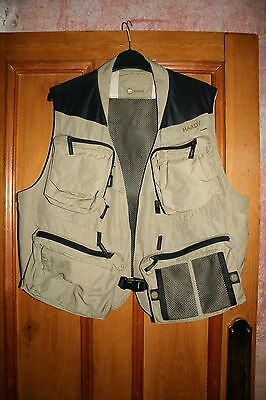 HOUSE of HARDY fly fishing Gilet/Vest XL Olive Green