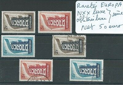 Lot Timbres Europa.