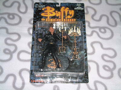 1999 Moore Action Buffy The Master Action Figure
