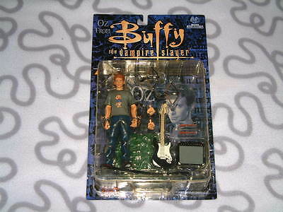 1999 Moore Action Buffy – Oz Action Figure