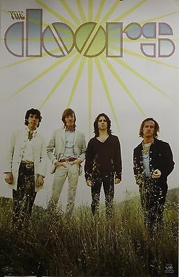The Doors 23x35 Waiting For The Sun Music Poster 2003 Jim Morrison