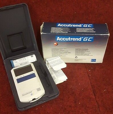 Accutrend Gc - Working Order