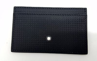 Montblanc Extreme Leather Credit Card Case Wallet