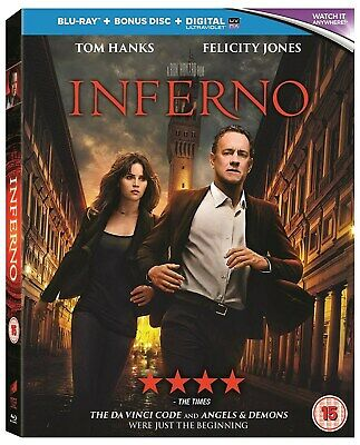 Inferno (with UltraViolet Copy) [Blu-ray]