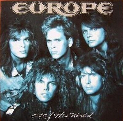 Europe / Out Of This World * New Cd * Neu *
