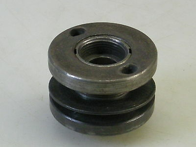 "Standard 1-1/4"" Surface Grinder Wheel Hub 3"" TFP 1"" Small End Left Hand Thread"