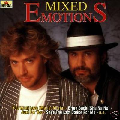 Mixed Emotions / Mixed Emotions - Best Of * New & Sealed Cd * Neu *