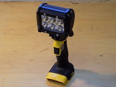 dewalt 20v Max Super flashlight