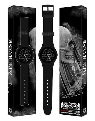 Black Veil Brides Limited Edition Vannen Artist Watch (BN & Boxed) + Accessories