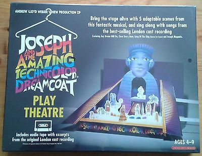 Joseph and the Amazing Technicolor Dreamcoat Play Theatre 1994 London production