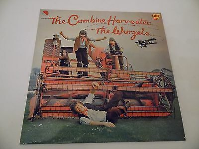 "THE WURZELS . THE COMBINE HARVESTER . 12"" 33rpm LP Record . Folk . 1976 ."